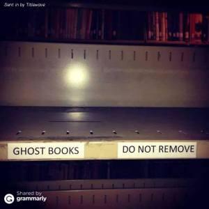 ghostbooks